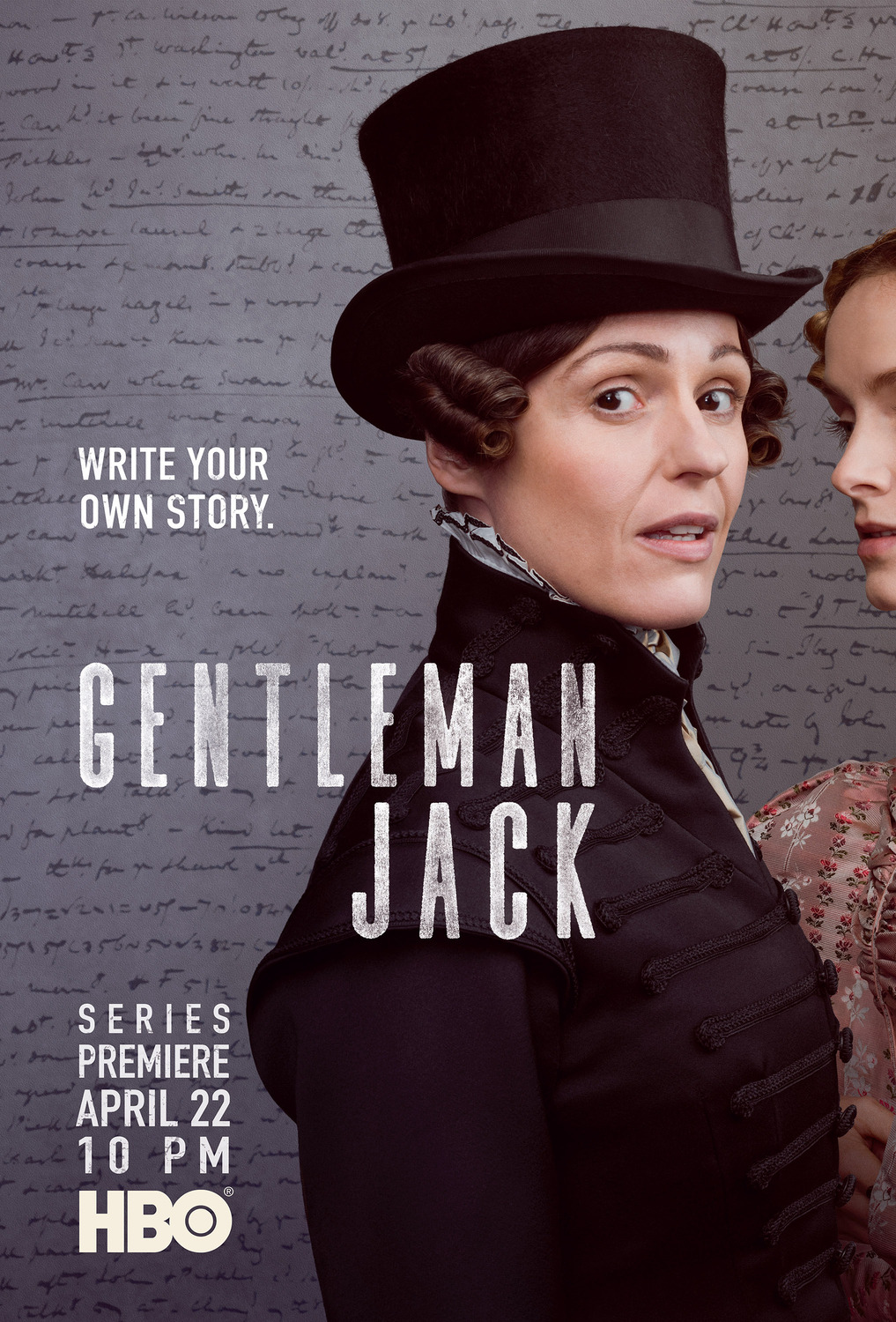Film Buddy supports Gentleman Jack for the second series.