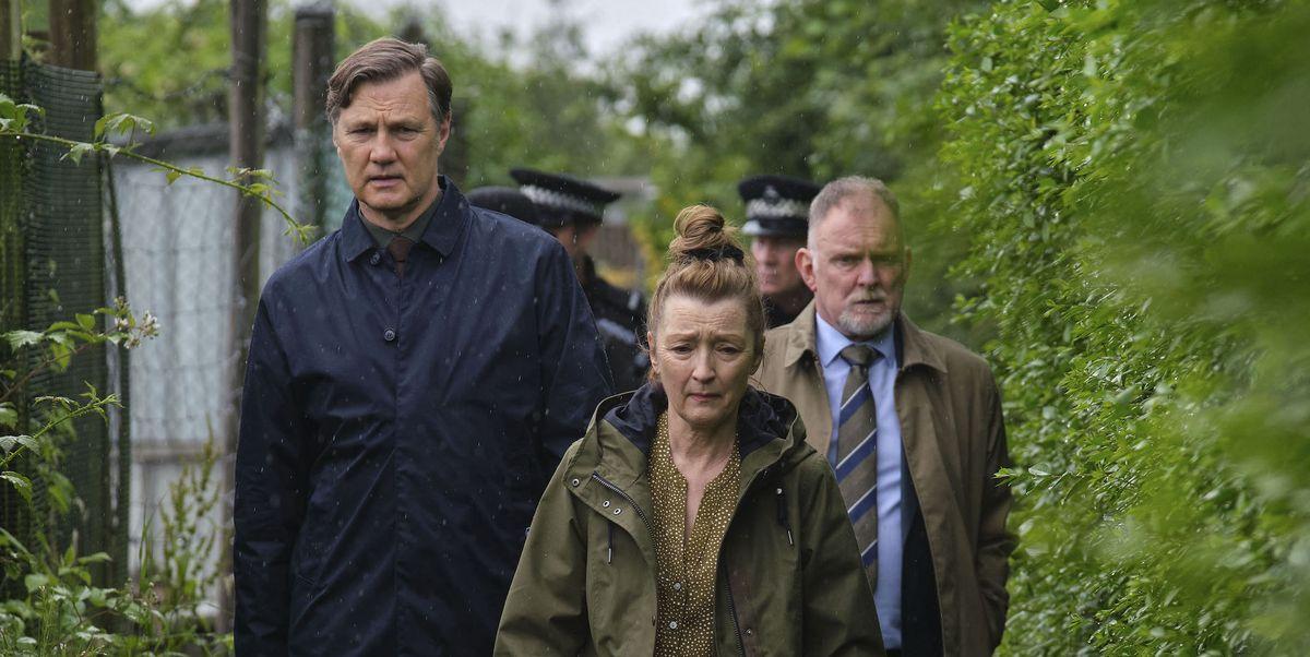 Film Buddy provides floor runners for new BBC crime drama 'Sherwood'